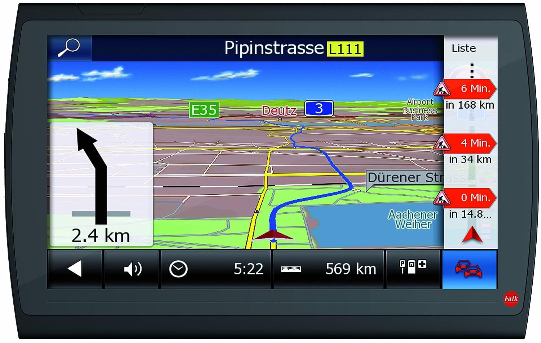 Falk NEO 640 LMU Navigationsgerät