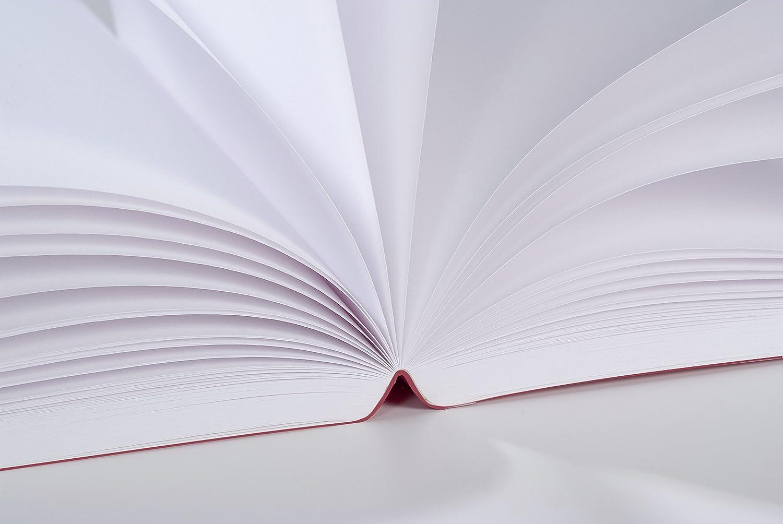 Zequenz Notebook Signature Lite A5 White 360-SNJ-A5-LITE-WHG Squared