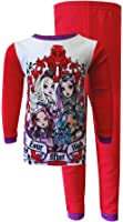 Ever After High Character Thermal Underwear for Little Girls
