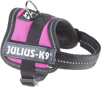 Julius-K9 PowerHarness para perros, color Rosa oscuro, talla Baby ...