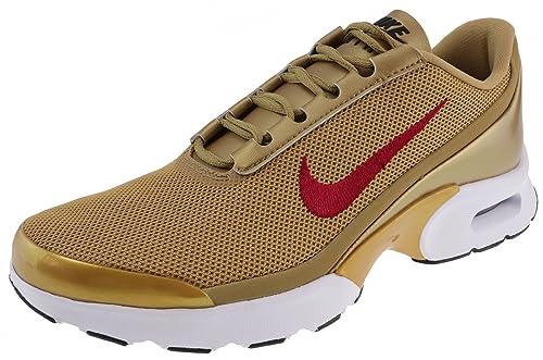 big sale 5542e dca91 Nike Running Air Max Jewell QS Metallic Gold Varsity Red Black White,  Groesse:40.0