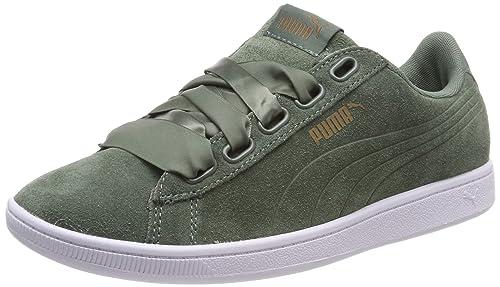 sale retailer d81a4 12d41 PUMA Suede Heart VR Womens Sneakers/Shoes: Amazon.ca: Shoes ...