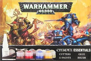 Juegos Taller 600000000 Citadel Essentials Set Game: Amazon.es: Juguetes y juegos
