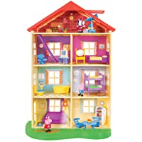Amazon.com deals on Peppa Pigs Lights & Sounds Family Home Feature Playset