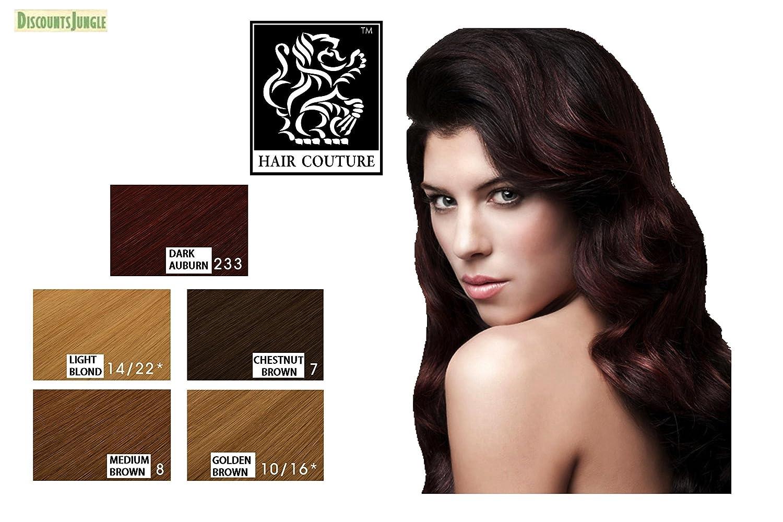 Amazon Hair Couture 14 Remy Human Hair Silky 20 Piece Premium