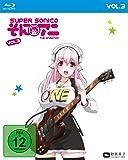 Super Sonico - Vol. 3 [Blu-ray]