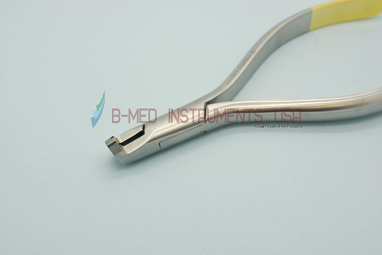 TC distal cortador Fin Alicates Seguridad Hold & corte duro y suave alambre anatómica: Amazon.es: Amazon.es