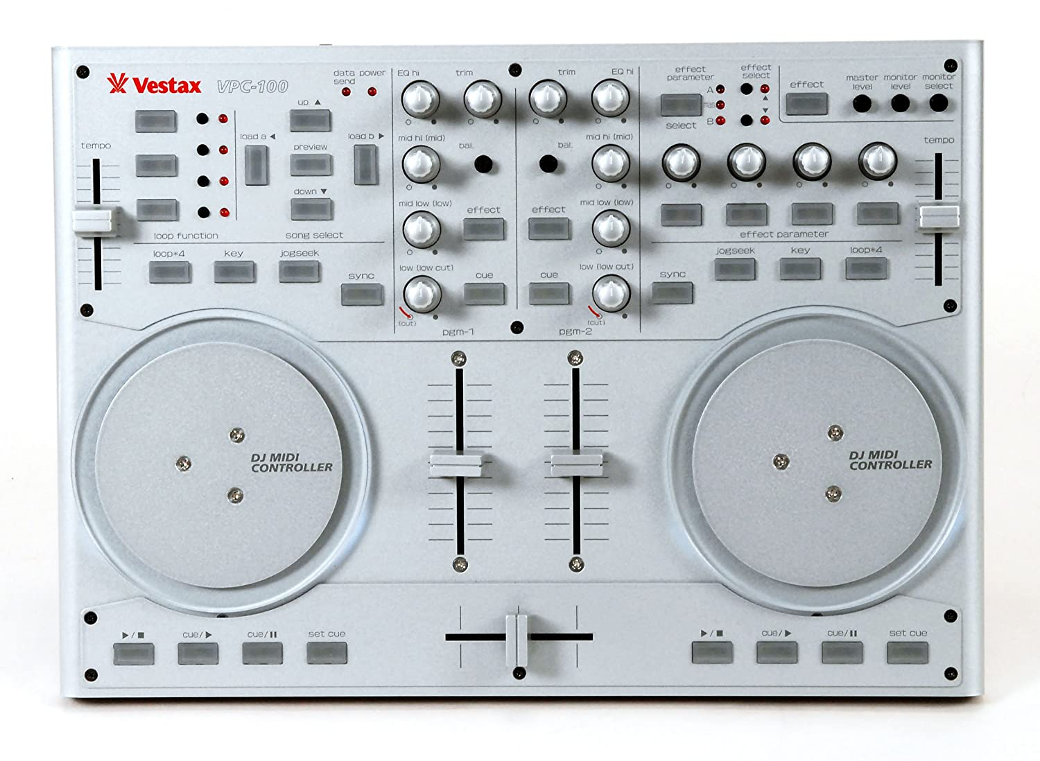 VESTAX VCI 100 DRIVER DOWNLOAD