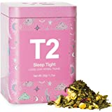 T2 Tea Sleep Tight Herbal Tea, Loose Leaf Tea in Limited Edition Tin, 50g, 50 g