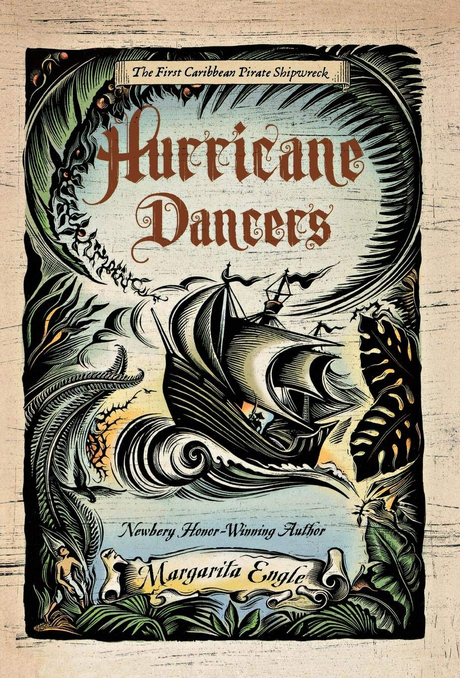Hurricane Dancers Caribbean Pirate Shipwreck product image
