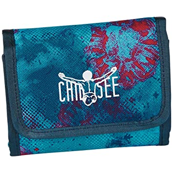34f77bcb5d710 Chiemsee Unisex-Erwachsene Geldbörse Portemonnaie Wallet Dusty Flowers 12.5  x 10 x 2 cm