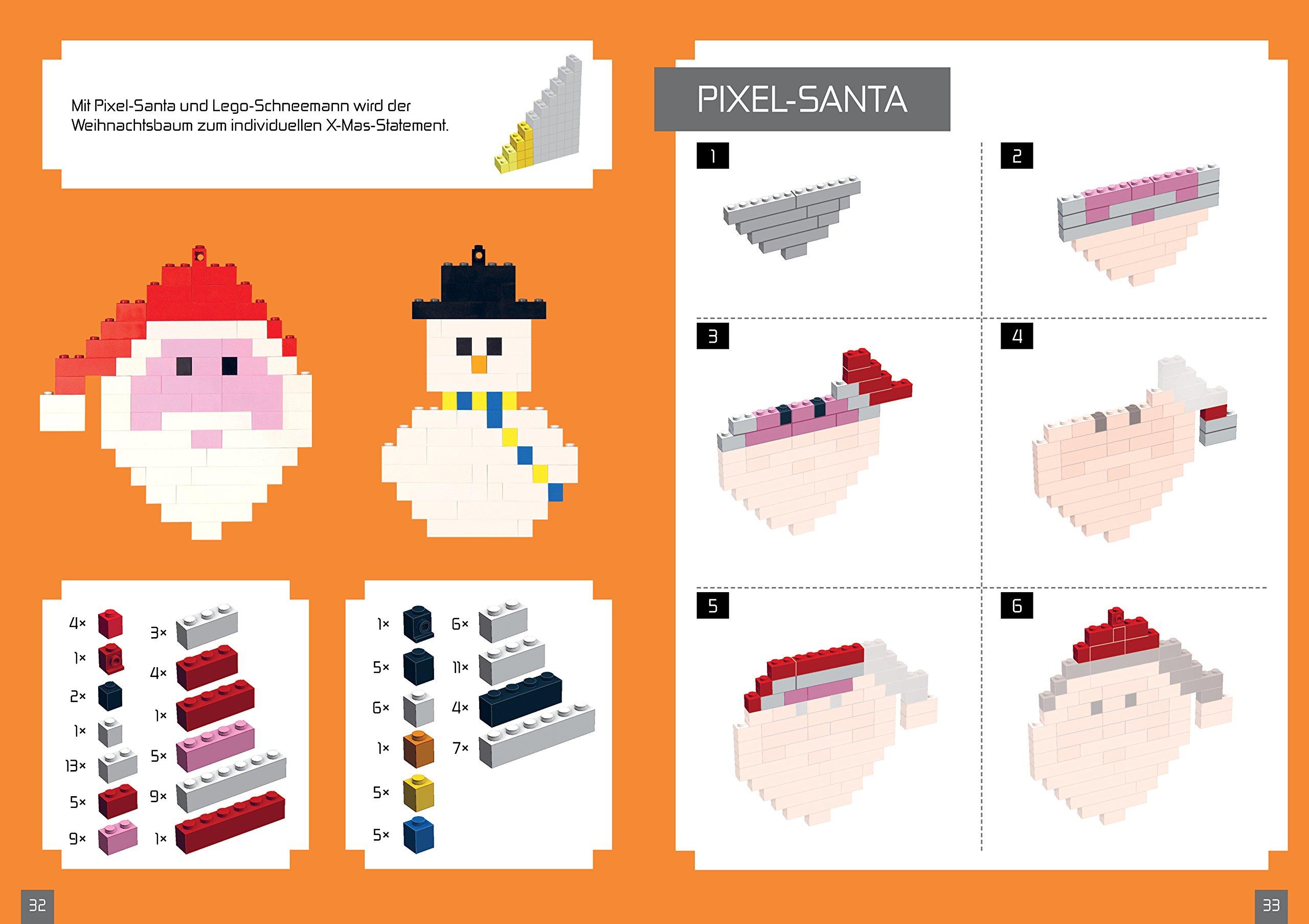 Just Brick It!: Die coolsten LEGO-Ideen: Amazon.de: David Scarfe: Bücher