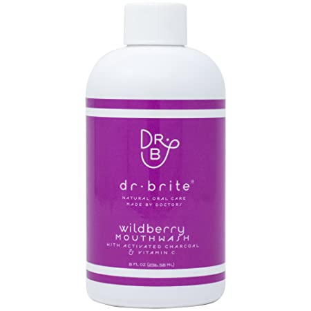 Review Dr. Brite Cleansing Wildberry