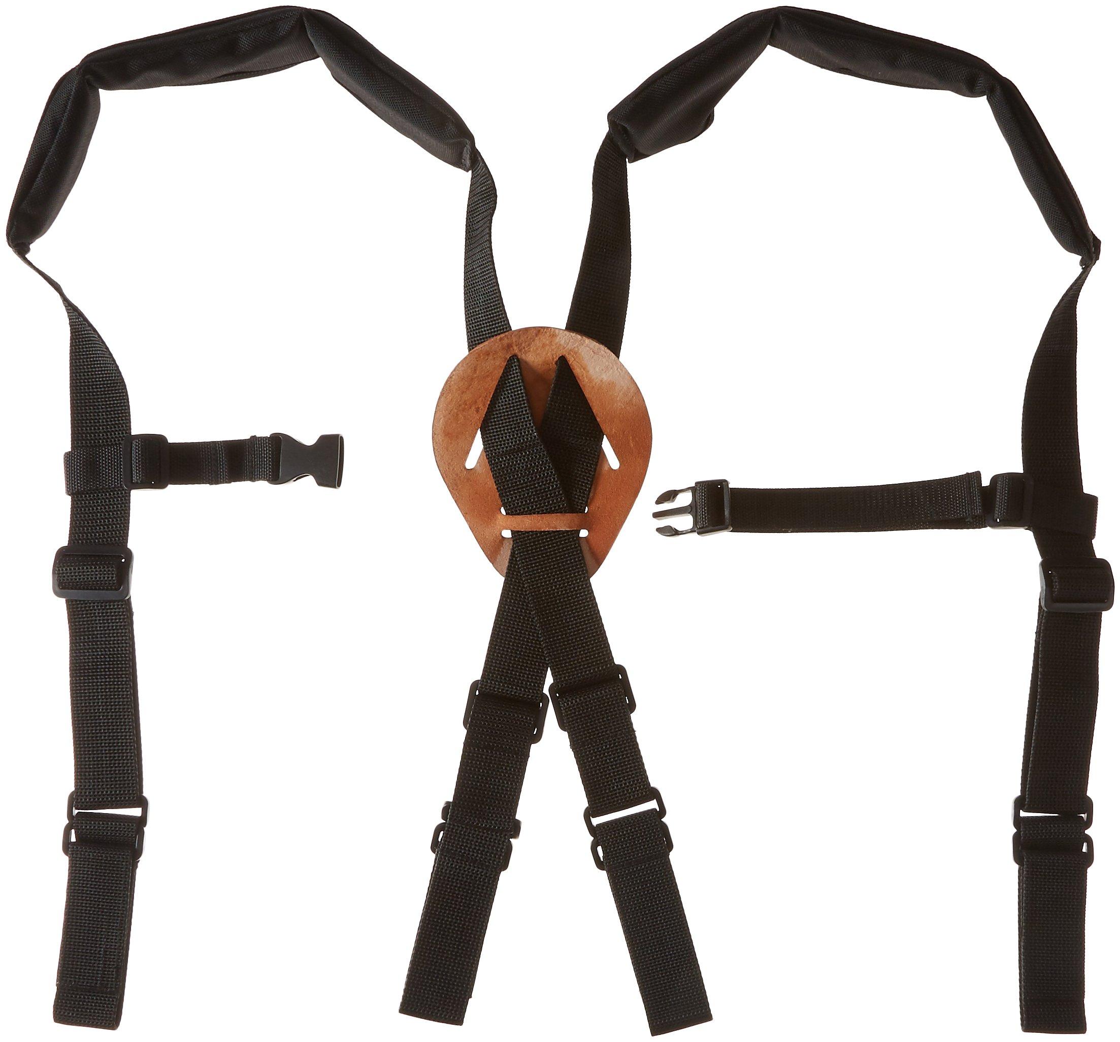 CLC Custom Leathercraft 5122 Padded Construction Suspenders