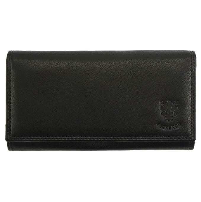 Amazon.com: Lujosa portafolios de piel Iris – pf055 ...