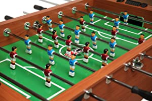kick legend foosball table playing surface
