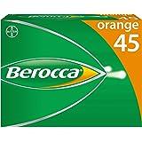 Bayer Berocca 45 Orange Flavour Effervescent Tablets
