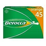 Berocca Orange Energy Vitamin - 45 Tablets