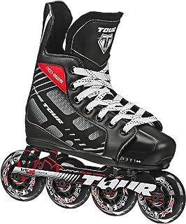 Tour Hockey 38TY-S FB-225 Adjustable Inline Hockey Skate Roller Derby