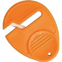 Fiskars Universele scharenslijper, voor scharen voor rechts- en linkshandigen; keramiek/kunststof, oranje, SewSharp…