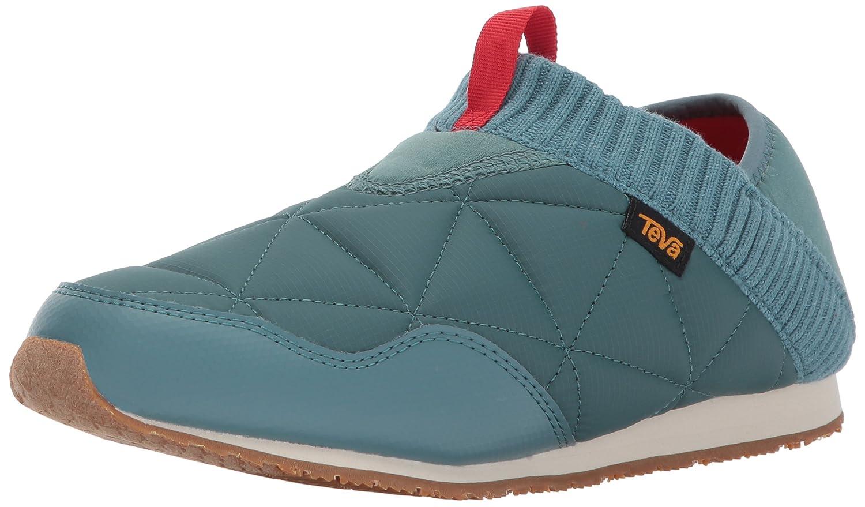 Teva Ember Moc, Zapatillas Bajas para Mujer 40 EU|Azul (North Atlantic)