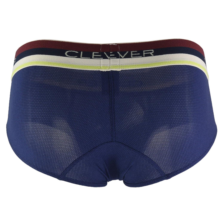 Clever Moda Classic Brief Ethnic Pride Dark Blue Mens Underwear
