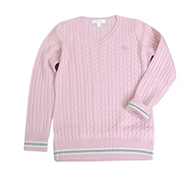 e0194acc Image Unavailable. Image not available for. Color: Gucci Kids Pink  Wool/Cashmere Sweater ...