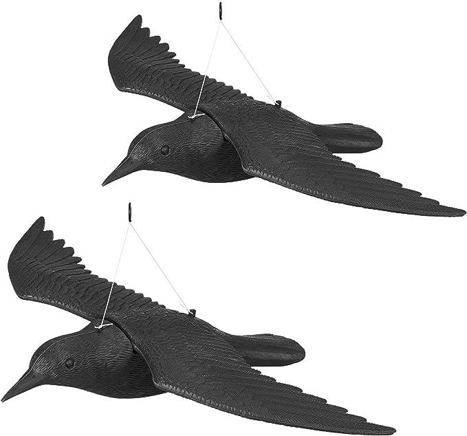 Hängen Vogel Taubenschreck Taubenabwehr Vogelschreck Dekor