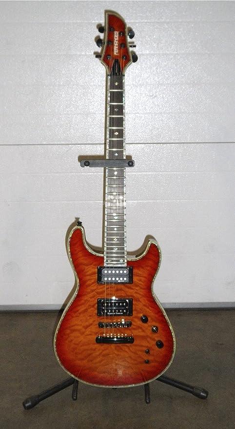 Fernandes de la guitarra eléctrica de la libélula Elite (Cherry ...