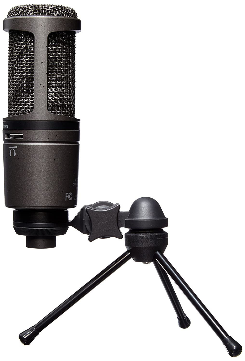 Audio-Technica AT2020USB plus - Micrófono