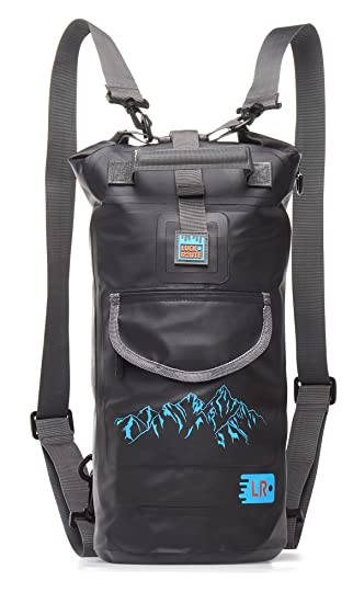 Amazon.com : Waterproof Dry Backpack with Straps and Pockets ...