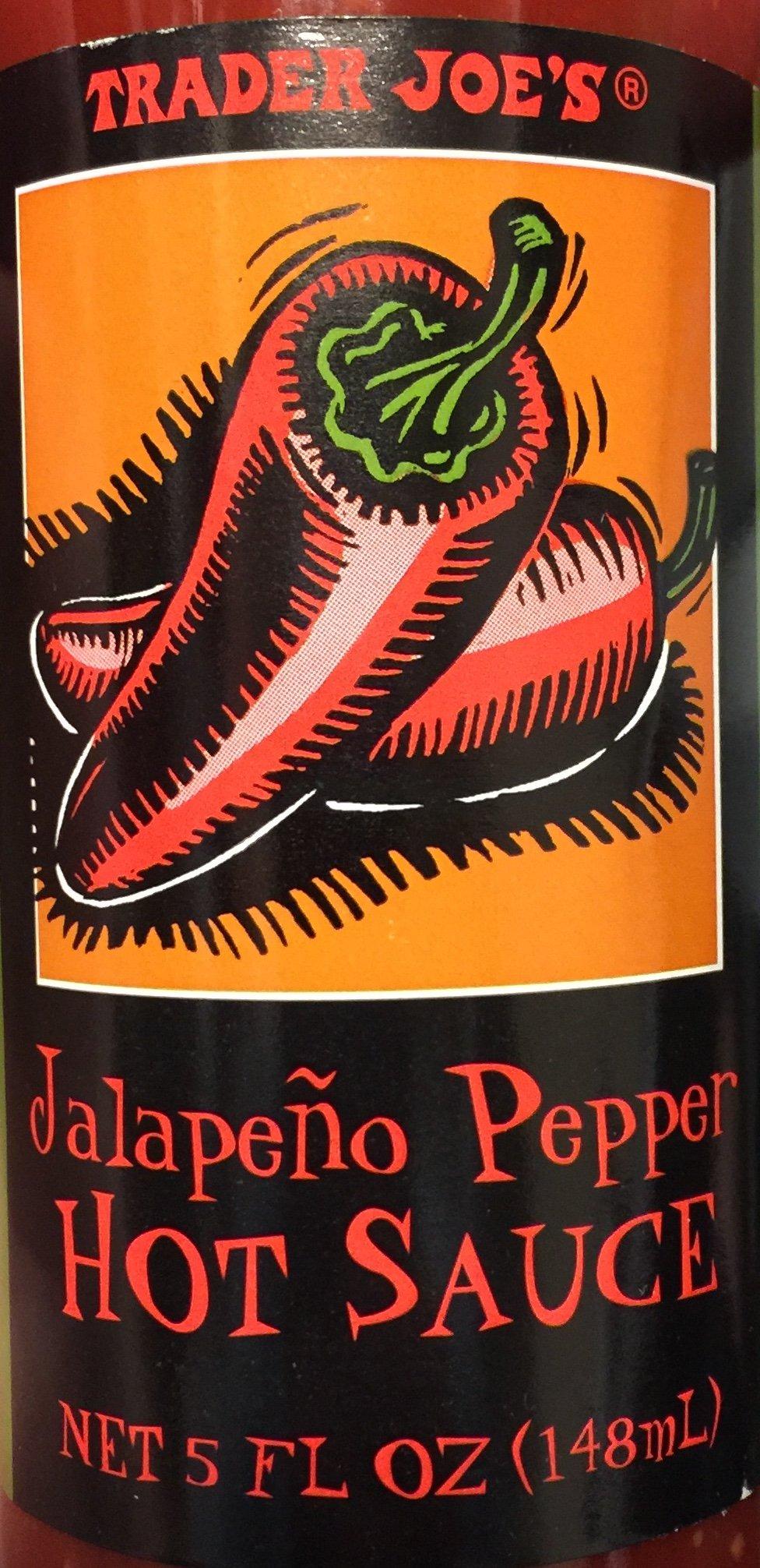 Trader Joe's Jalapeno Pepper Hot Sauce
