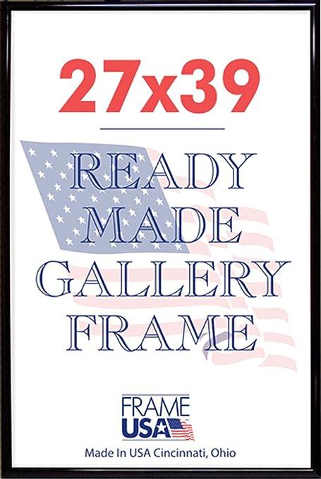 Amazon.com - Deluxe Posterframe Frames, 27 x 39, Black -