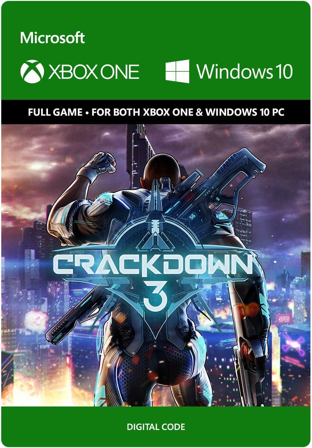 Crackdown 3 pc dvd-ის სურათის შედეგი
