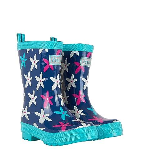 d0d49e9c540b Hatley Girls  Printed Boots Rain Accessory