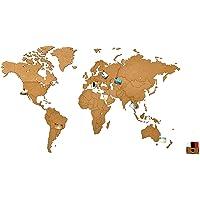 MiMi Innovations - Decoración de pared de mapa