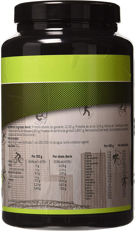 Drasanvi Proteina Vegetal Sabor Frambuesa 600G Sport Live 600 ...