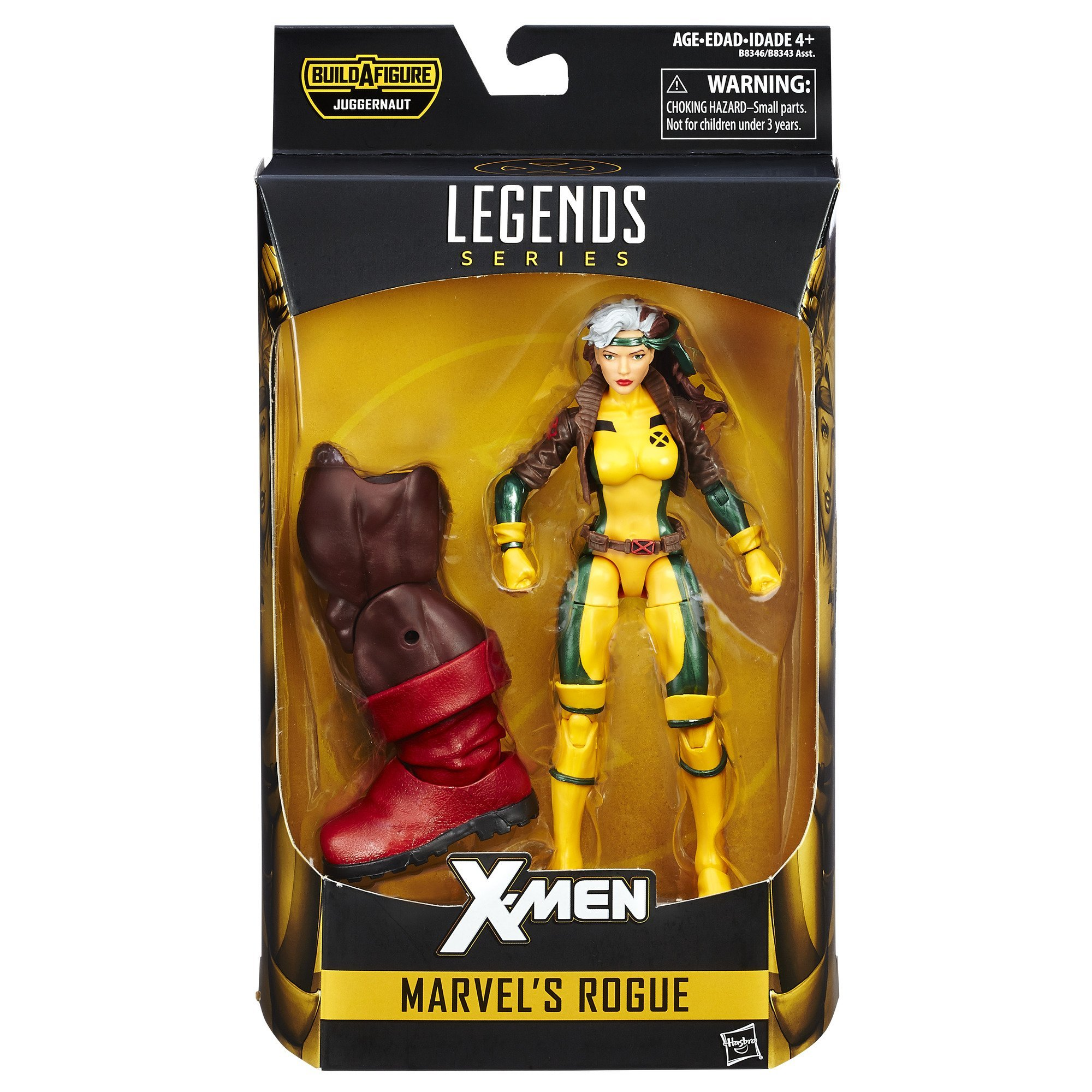 Marvel 6 Inch Legends Series Rogue by Marvel (Image #2)