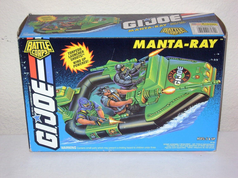 GI Joe Vehicle Manta Ray Engine 1994  Original Part