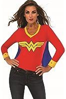 Rubie's Costume CO Women's DC Superheroes Wonder Woman Sporty Tee