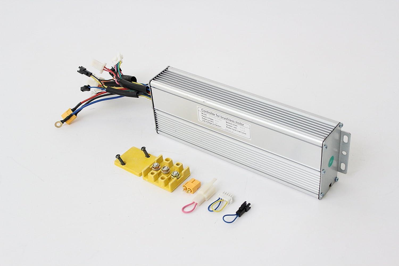 Silver 36V 48V 500W 750W 25A Brushless DC controller ebike controller Regenerative Function