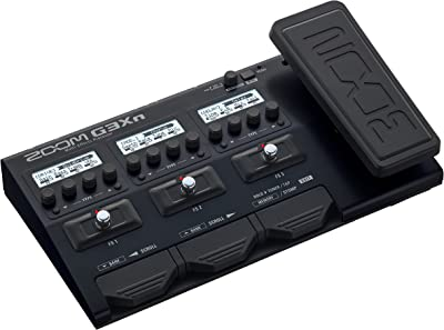 Zoom G3Xn Multi Effects Pedal Image