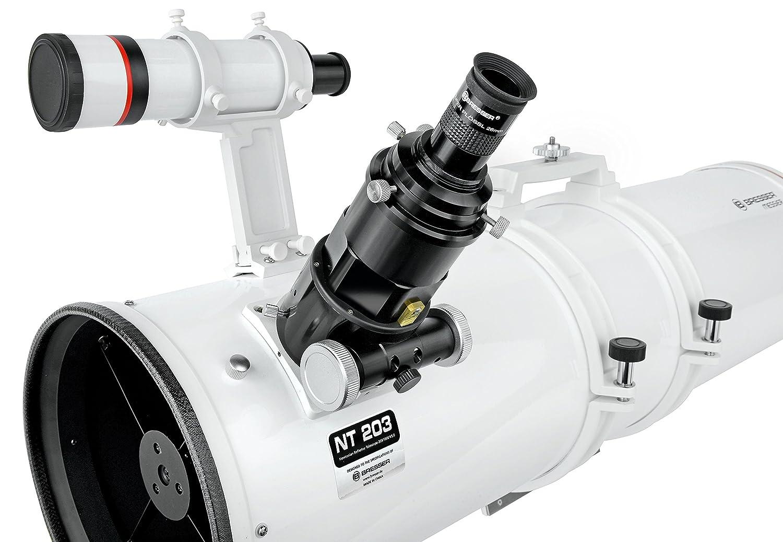 Bresser messier teleskop mit montierung nt 203: amazon.de: kamera