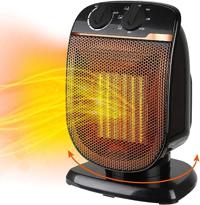 Electric Patio Heater Portable - Best For Ergonomic Design