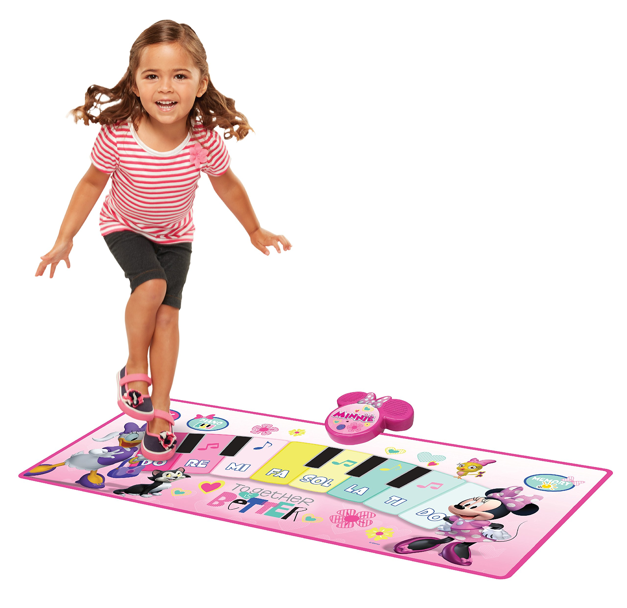 Minnie Mouse Together is Better Electronic Music Mat Play by Minnie Mouse (Image #1)