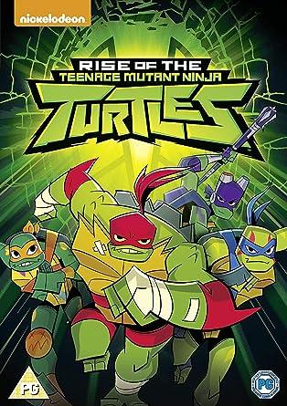 Rise Of The Teenage Mutant Ninja Turtles Self-Titled ...