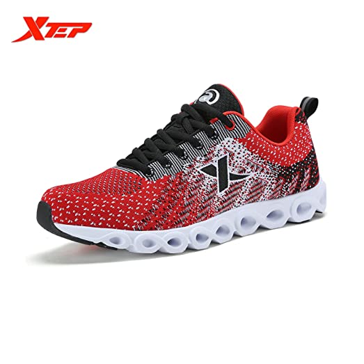 XTEP New Arrive Mens Fashion Sports Shoes Mens Outdoor Walking Shoes Sneakers