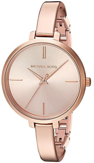 Michael Kors Mujer Jaryn Rose Gold-Tone Reloj mk3547  Michael Kors   Amazon.es  Relojes 5804092baa60
