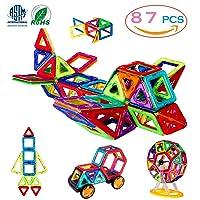 Deals on MANVE Magnetic Blocks Building Toys Set