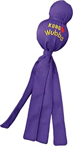KONG - Wubba - Dog Tug of War and Fetch Toy (Color May Vary) - Extra Large